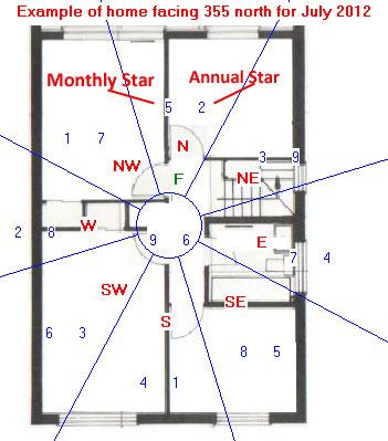 2012 Floor plan