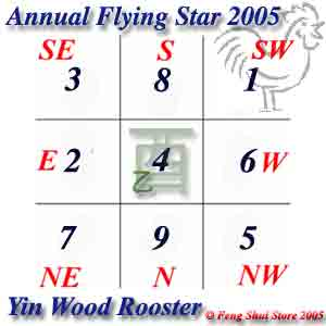 Annual Flying Star 2005