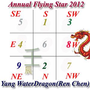 Annual Flying Star 2012