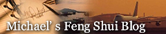 Michael's Feng Shui Blog