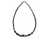 Hematite Crystal Necklace square