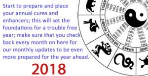 2018 Chinese Animal Predictions