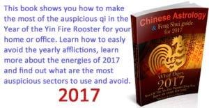 Feng Shui Guide 2017