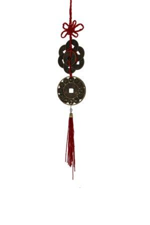 Shi Dong Wu protection amulet