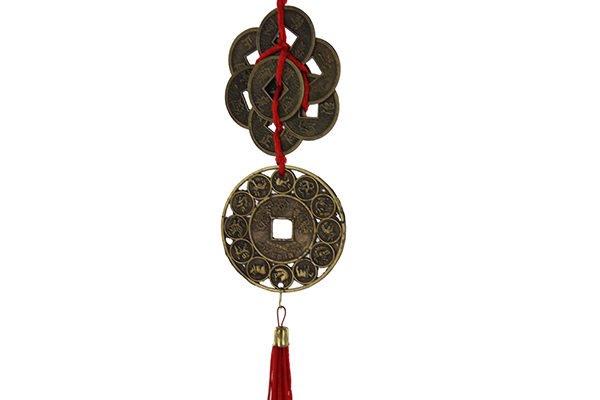 Shi Dong Wu protection amulet 1