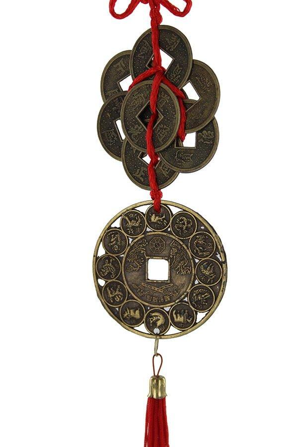 Shi Dong Wu protection amulet 2
