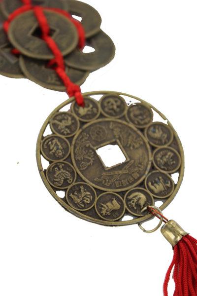 Shi Dong Wu protection amulet 5