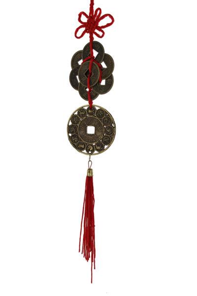 Shi Dong Wu protection amulet 3
