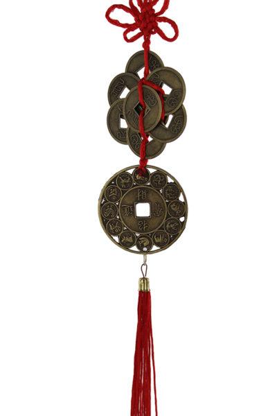 Shi Dong Wu protection amulet 4