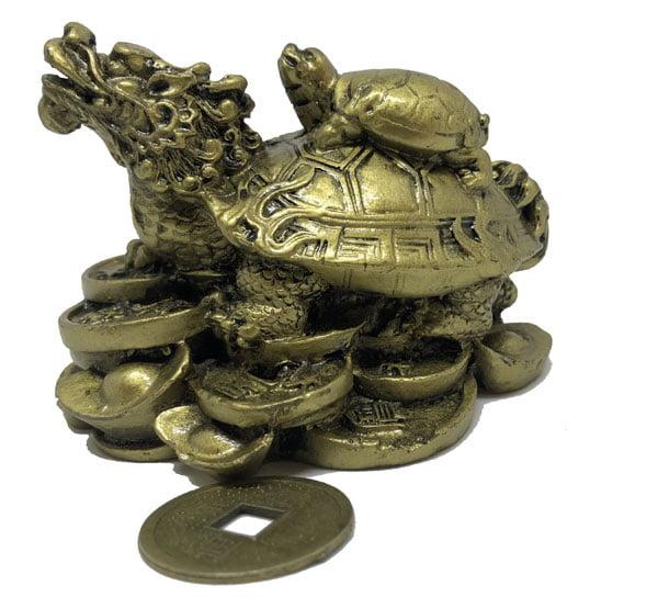 BiXi Dragon headed tortoise