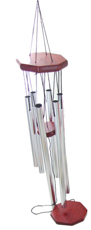 Feng Shui 6 hollow rod Wind Chime