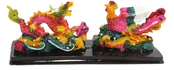 Lung Feng Fu – Wealth Dragon & Phoenix