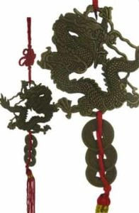 Xiu Lung Wealth & romance charm