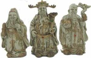 Three Immortals (Fuk, Luk & Sau)