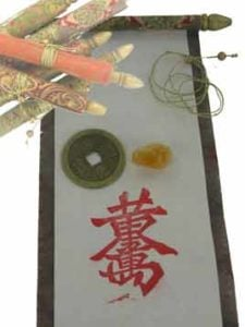 Tao Hua peach blossom romance, wealth & wish enhancer