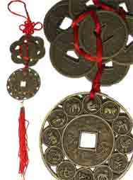 Wealth, protection & romance amulet (Shi Dong Wu)