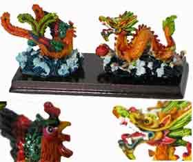 Lung Feng Fu - Wealth Dragon & Phoenix