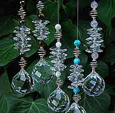 Hanging Crystal Cluster Special Offer