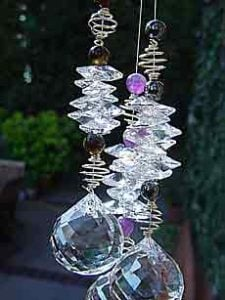 Hanging Crystal Cluster Special Offer