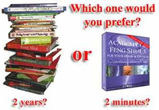 Academy of Feng Shui  Software- Professional Version