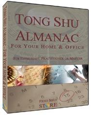 Tong Shu Almanac software – Family Version- 2 computers