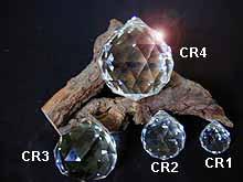 Swarovski Lead Crystal Sphere - 40mm
