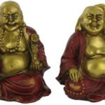 Si Bo Zhi four Buddha's of protection and creation cure