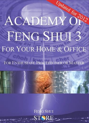 Academy of Feng Shui software – Annual subscription for Annual and Monthly Flying Star analysis