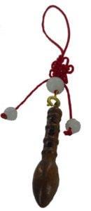 Divination pendulum talisman Bu Shi Bai