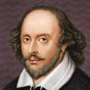 William Shakespeare Rat
