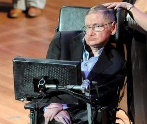 Stephen Hawking famous Snake