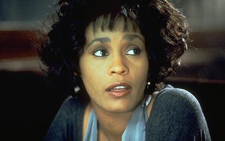 Whitney Houston famous Rabbit