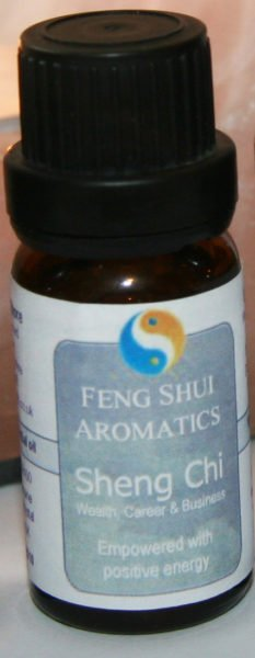 Sheng Chi - Essential oils 10ml Refill - Wealth