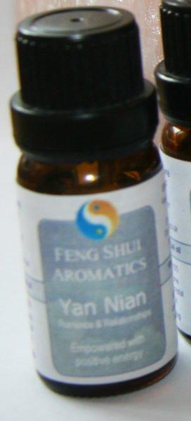 Yan Nian - Essential Oils 10ml Refill - Relationships