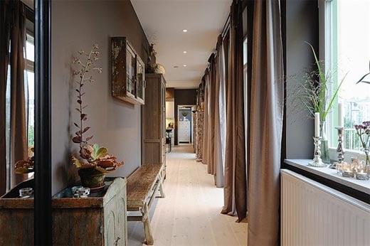 Sheng Chi hallway