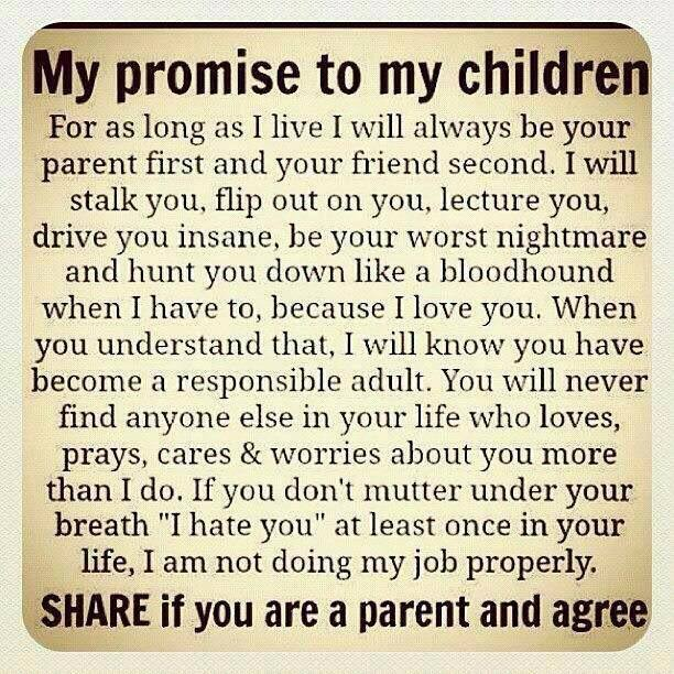 The way of parents