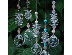 Feng Shui Crystal Cluster