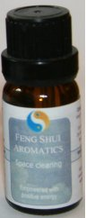 Space Clearing Feng Shui Essential Oil