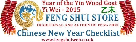 Chinese new year checklist 2015