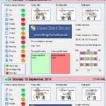 Tong Shu Almanac for Saturday 13th - Monday 15th September 2014
