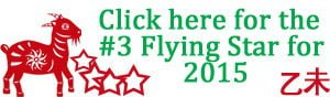 Click here for the #3 Flying Star for 2015