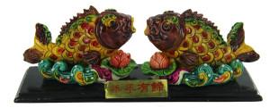 Shuang Chong Li Yi Double Carp