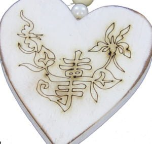 Ba Ying Fu Pai Eight pearl Talisman Wish & romance enhancer