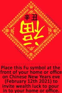 Fu symbol 2021