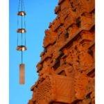 Woodstock Temple Bells Trio Copper