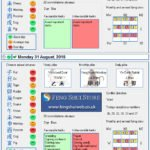 Tong Shu Almanac for Saturday 29th August - Tuesday 1st September 2015