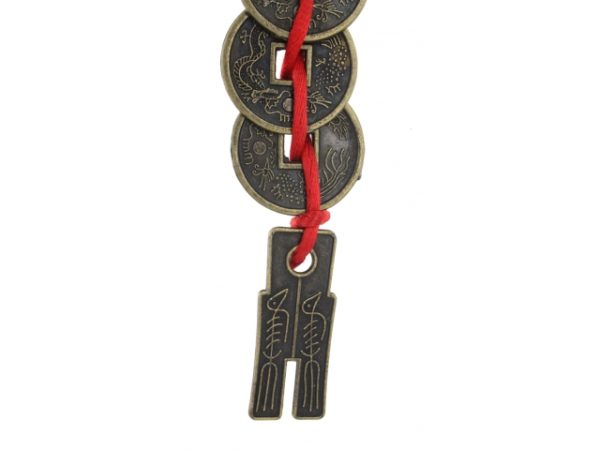 Long zhen zhu talisman