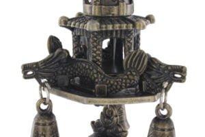 Long Baota Dragon Pagoda Protection talisman