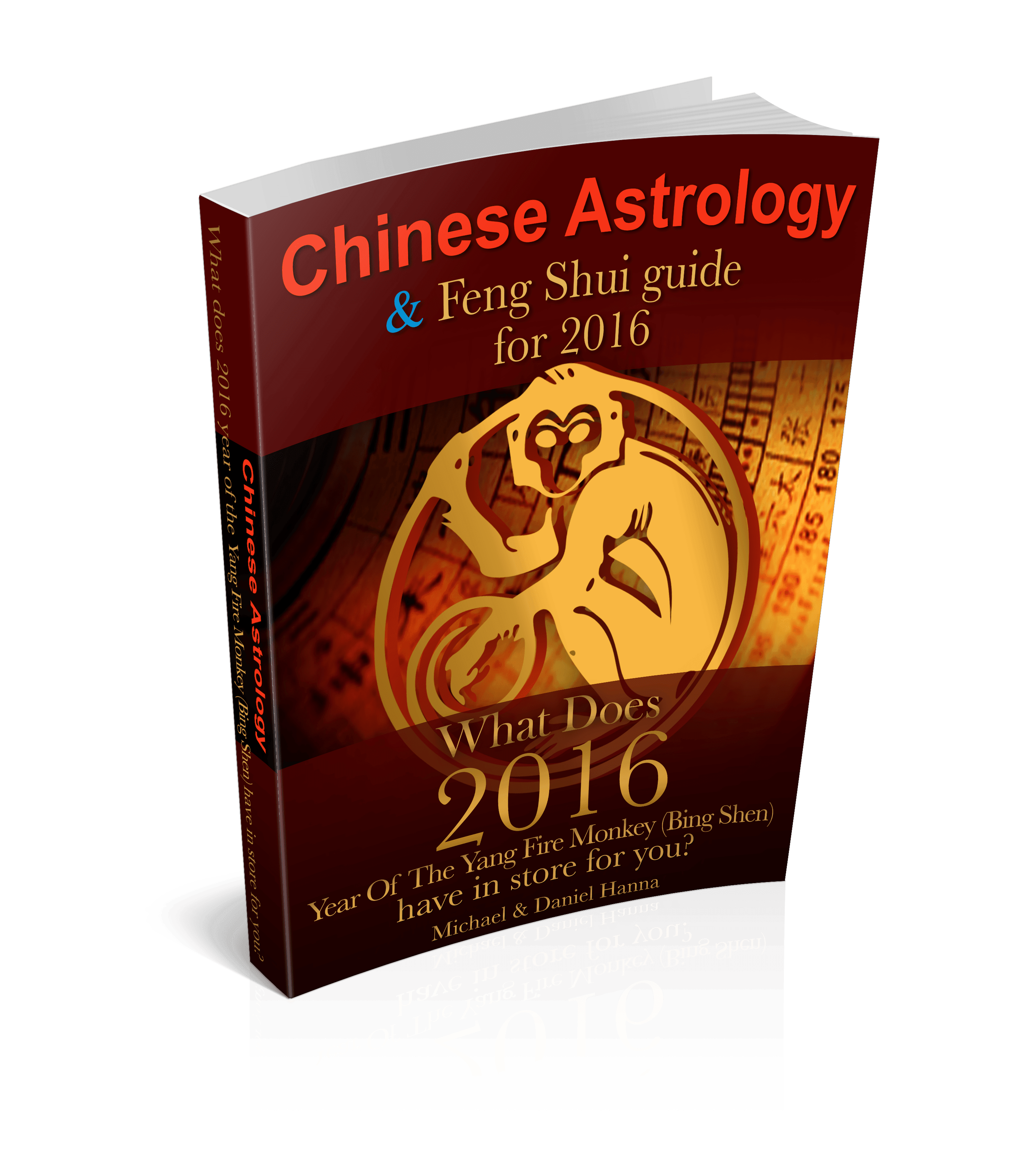 Chinese astrology, Tong Shu Almanac and Feng Shui recommendations for Yang Fire Monkey 2016
