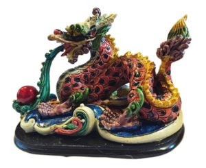 Long Zhui Zhenzhu Coiled Dragon